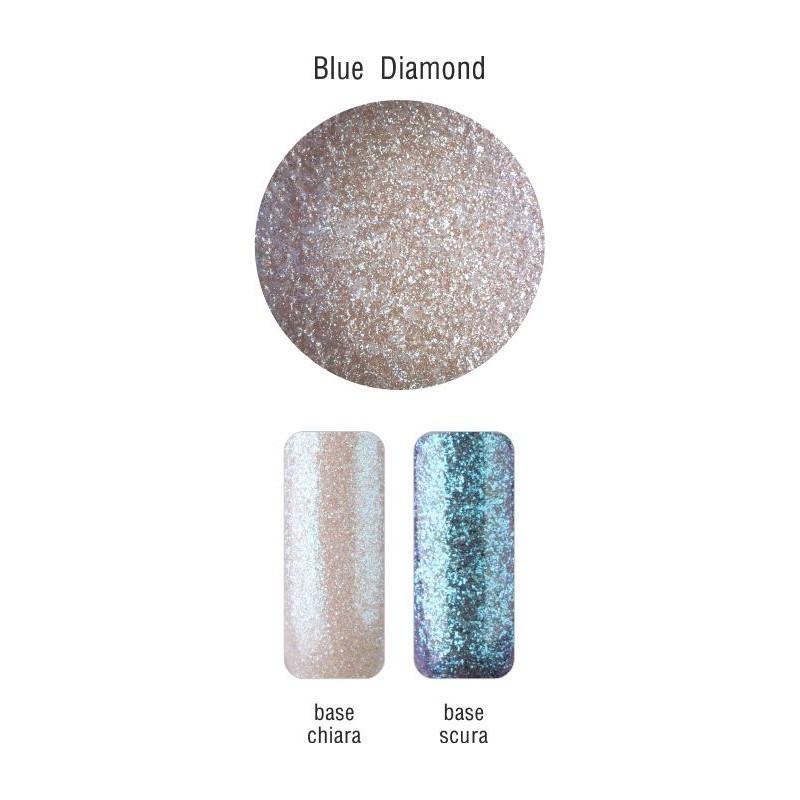 POLVERE DI MICA - BLUE DIAMOND