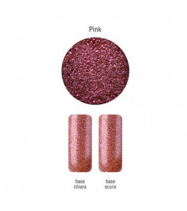 FINE GLITTER - pink