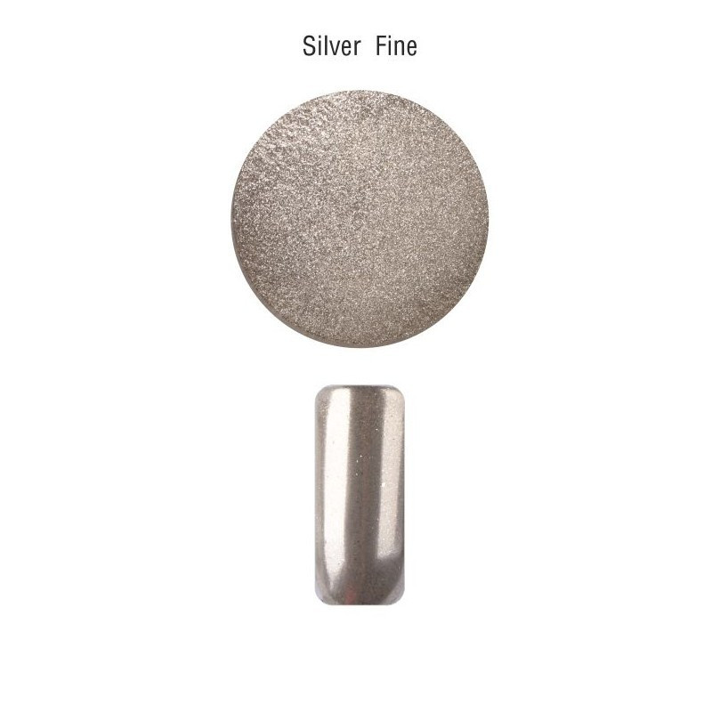 SILVER FINE - CHROME EFFECT