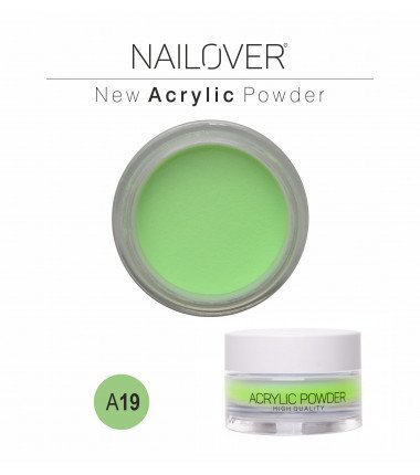 COLOR ACRYL POWDER SENSATION - A19 - 10 gr