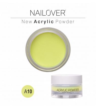 COLOR ACRYL POWDER SENSATION - A10 - 10 gr