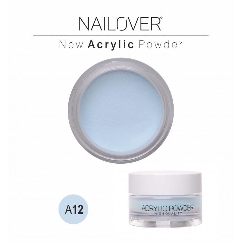 COLOR ACRYL POWDER SENSATION - A12 - 10 gr