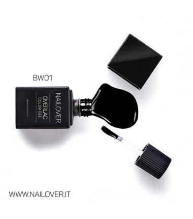 OVERLAC gel semipermanente - BW01 - 15 ml