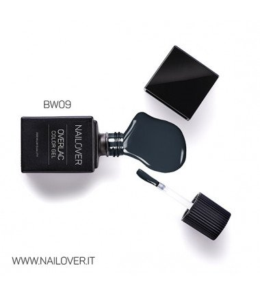 OVERLAC gel semipermanente - BW09 - 15 ml