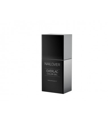 OVERLAC Space Effect  gel soak off - SE01- 15 ml