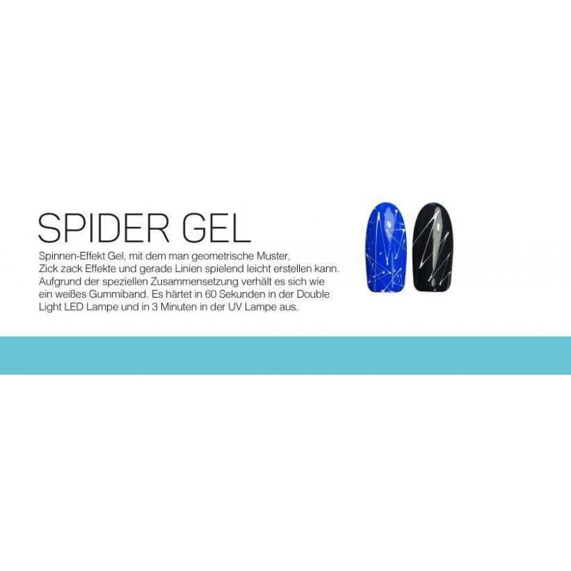SPIDER GEL - WHITE