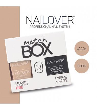 MATCH BOX - LAC01 + BW02