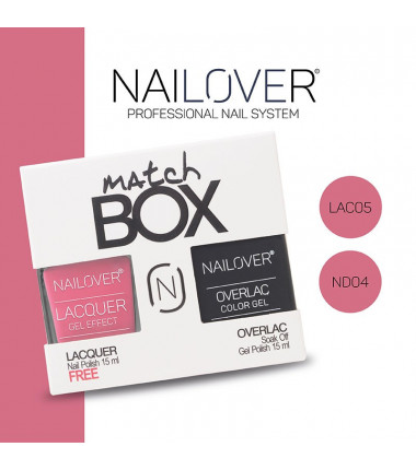MATCH BOX - LAC05 + ND04