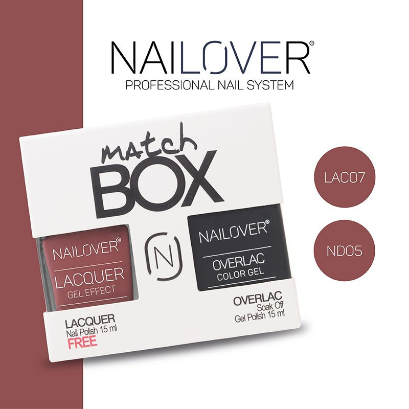 MATCH BOX - LAC07 + ND05