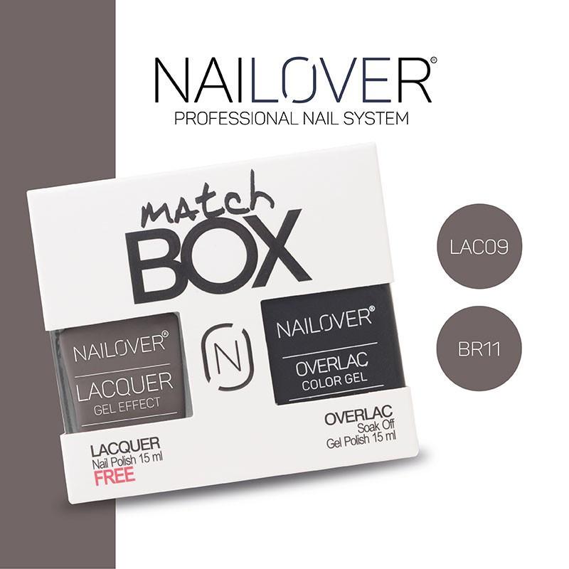 MATCH BOX - LAC09 + BR11