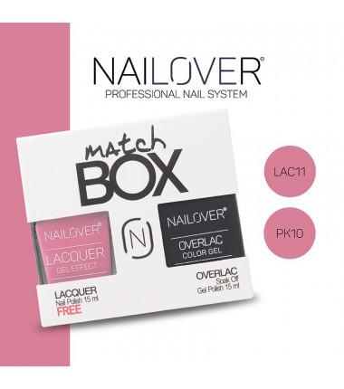 MATCH BOX - LAC11 + PK10