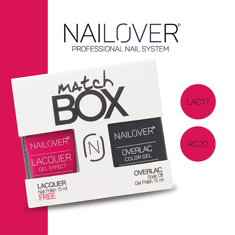 MATCH BOX - LAC17 + RD20