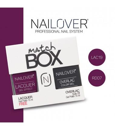 MATCH BOX - LAC19 + RD07