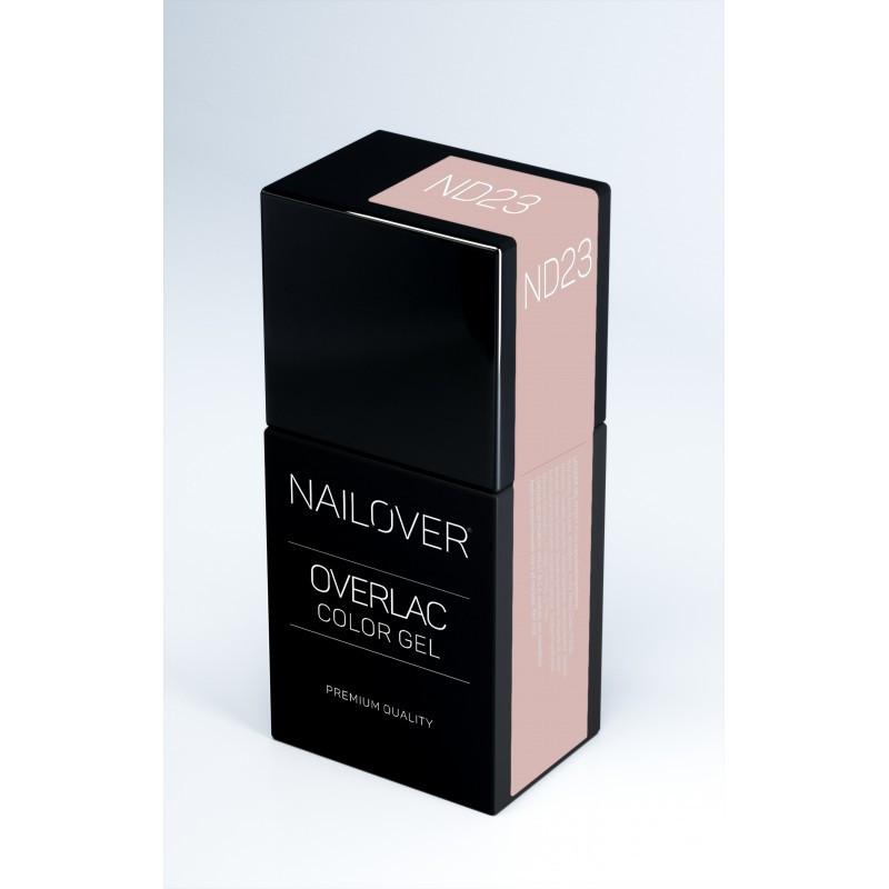 OVERLAC gel soak off - ND23 - 15 ml