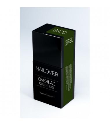 OVERLAC gel soak off - GR20 - 15 ml