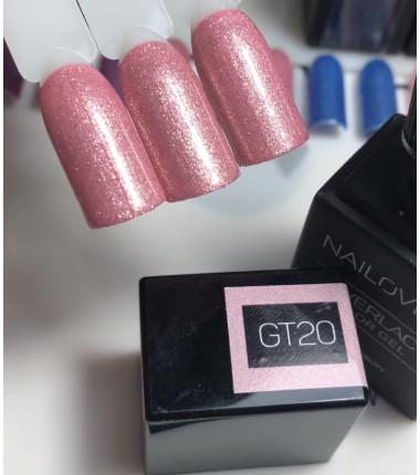 OVERLAC gel soak off - GT20 - 15 ml