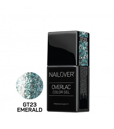 OVERLAC gel soak off - GT23 - 15 ml
