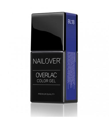 OVERLAC Gel Soak Off - BL18 - 15 ml