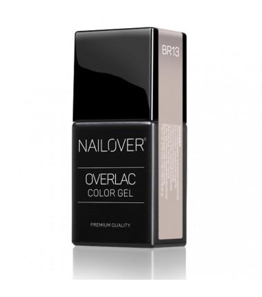 OVERLAC Gel Soak Off - BR13 - 15 ml
