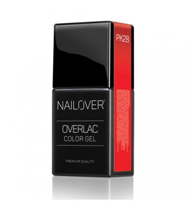 OVERLAC Gel Soak Off - PK28 - 15 ml
