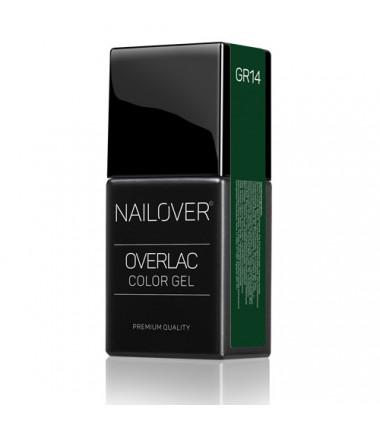 OVERLAC gel soak off - GR14 - 15 ml
