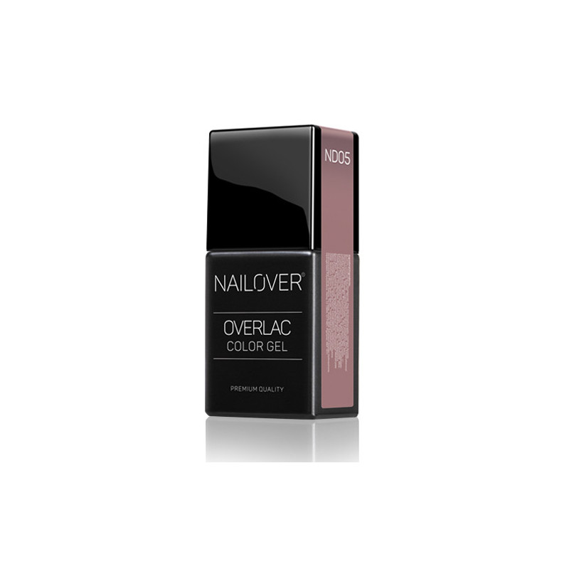 OVERLAC gel semipermanente - ND04 - 15 ml