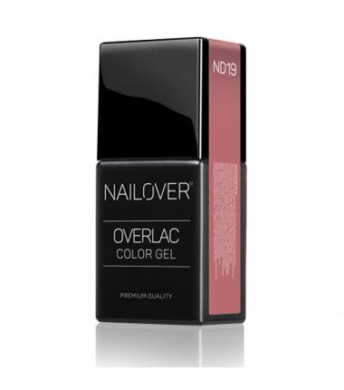 OVERLAC Gel Soak Off - ND19 - 15 ml