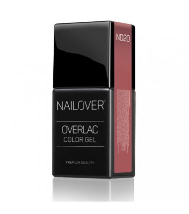 OVERLAC Gel Soak Off - ND20 - 15 ml