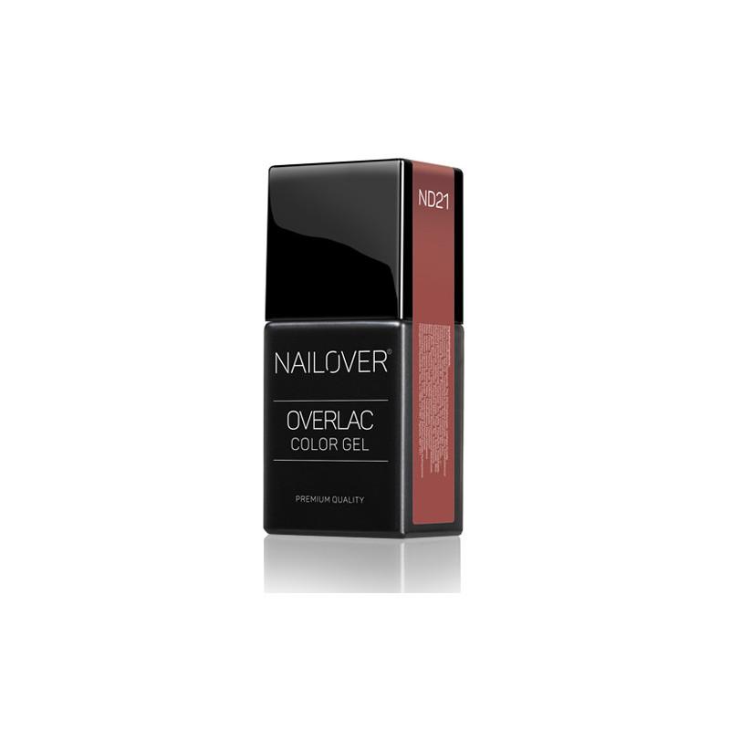 OVERLAC Gel Soak Off - ND21 - 15 ml
