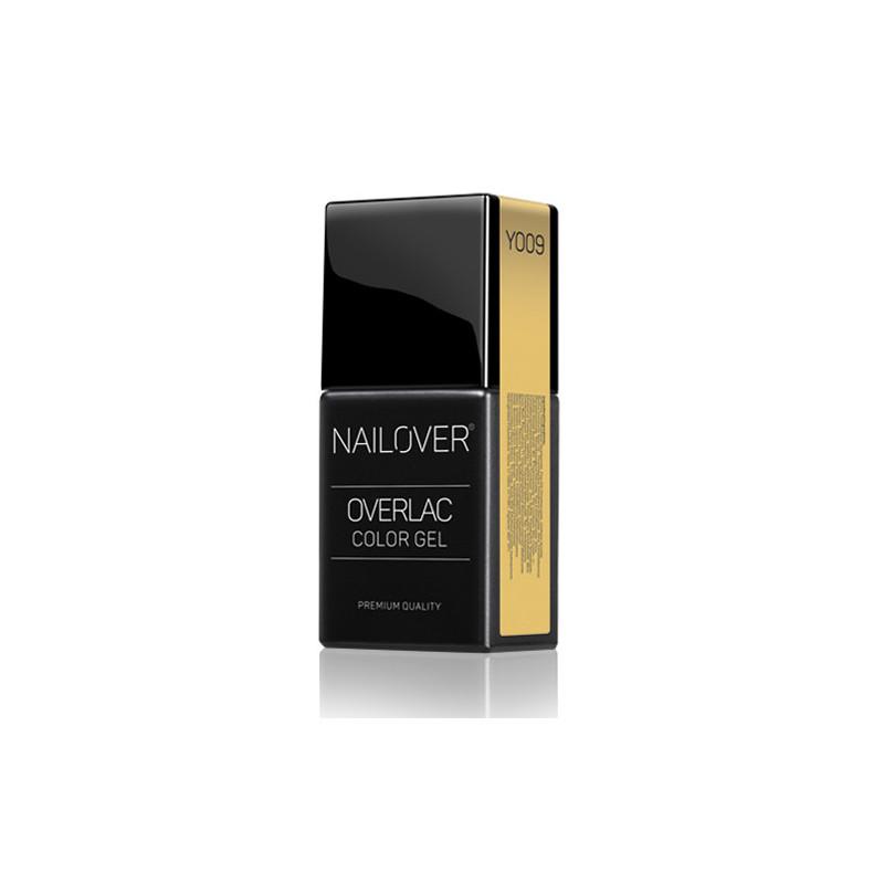 OVERLAC Gel Soak Off - YO09 - 15 ml
