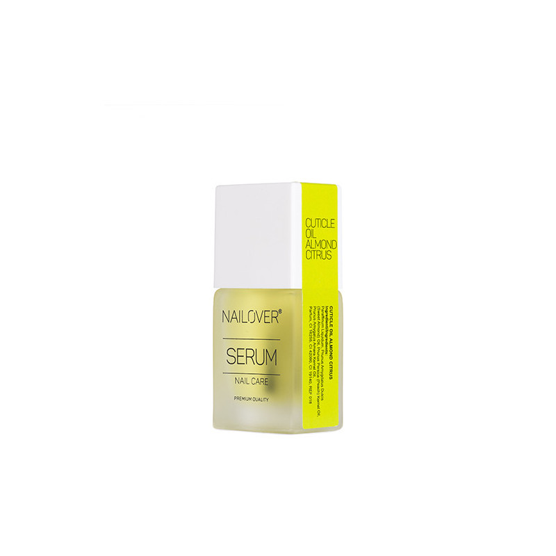 SERUM - Cuticle oil ALMOND - CITRUS - 15 ml