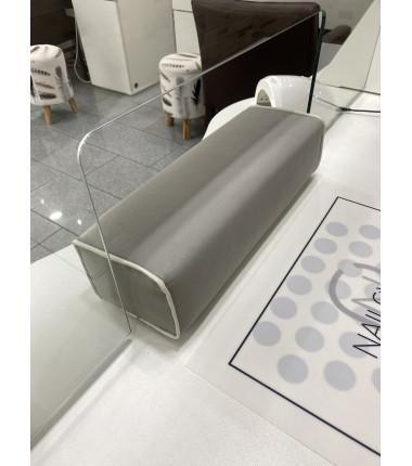 Schutztrennwand - Glaswand aus Sicherheitsglas  inklusive Versand