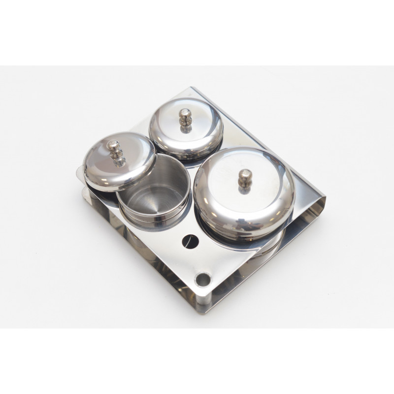 Liquidbehälter Metal