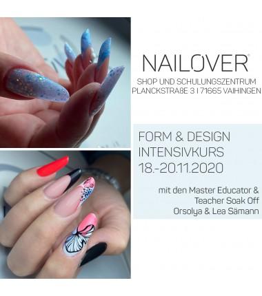 Form & Design Intensivkurs mit Orsolya & Lea Sämann
