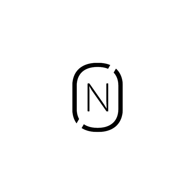 Mini-Sticker/Aufkleber Nailover Logo
