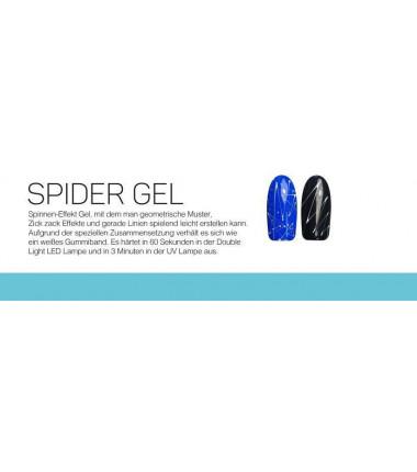 SPIDER GEL PASTEL FLUO - PEACH  - 5ML