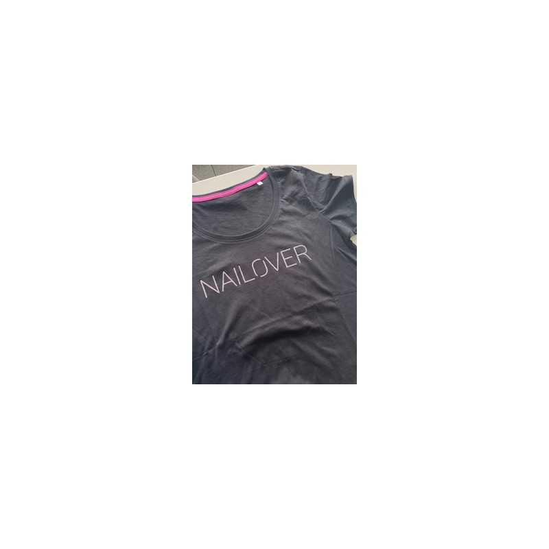 Nailover T-Shirt Schwarz