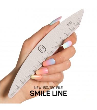 Smile Line Feile 180/180