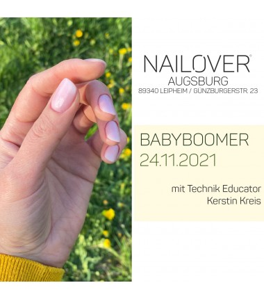 Babyboomer 24.11.2021 mit Kerstin Kreis