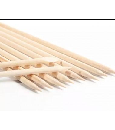 Rosenholzstäbchen für Nailart und Maniküre