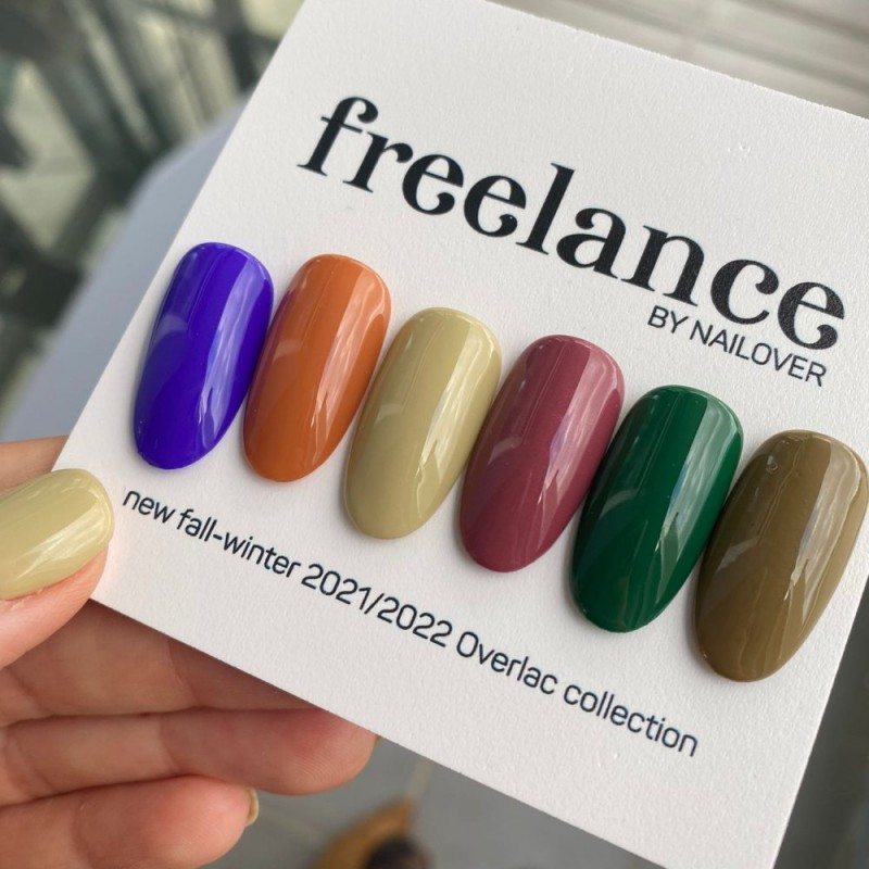 FREELANCE OVERLAC COLLECTION - 5 + 1 FREE