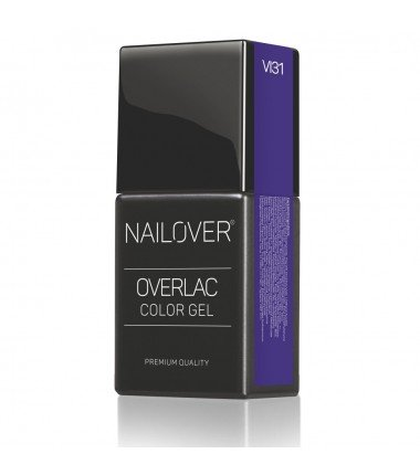 OVERLAC gel soak off - VI31 - FREELANCE - 15 ml