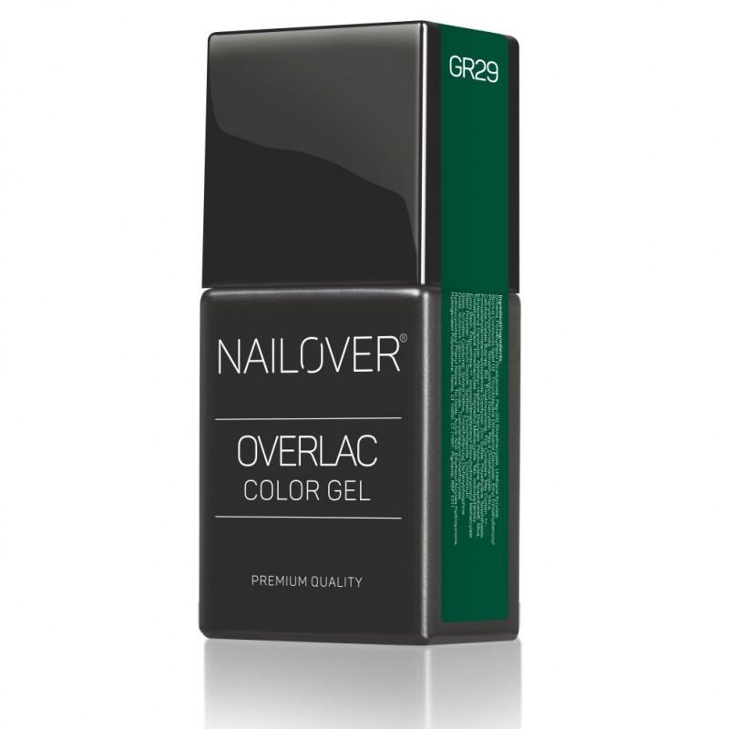 OVERLAC gel soak off - GR29 FREELANCE - 15 ml