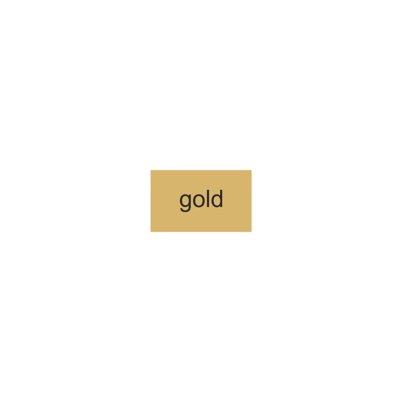 ACRYLFARBE AUF WASSERBASIS GOLD  21 - 10 ml