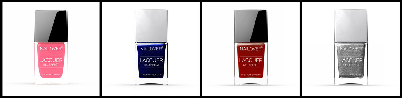 Lacquer Gel Effect