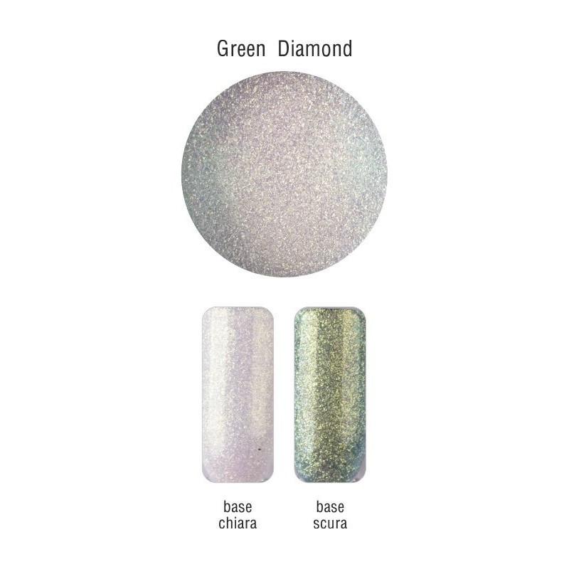 POLVERE DI MICA - GREEN DIAMOND