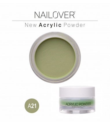 COLOR ACRYL POWDER SENSATION- A21 - 10 gr