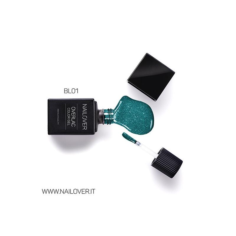 OVERLAC gel semipermanente - BL01 - 15 ml
