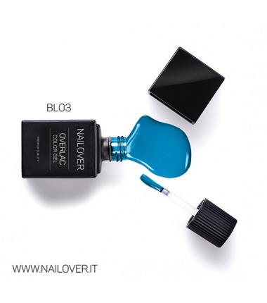 OVERLAC gel semipermanente - BL03 - 15 ml