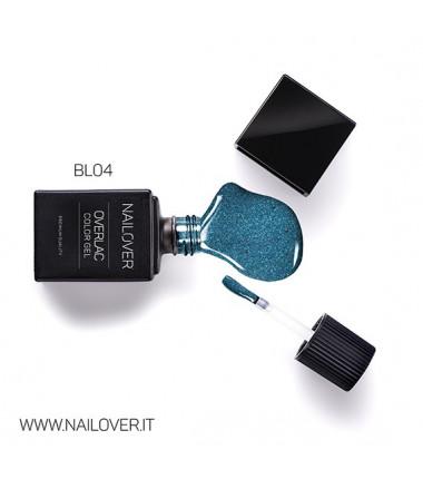 OVERLAC gel semipermanente - BL04 - 15 ml